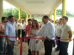 Inauguração oficial