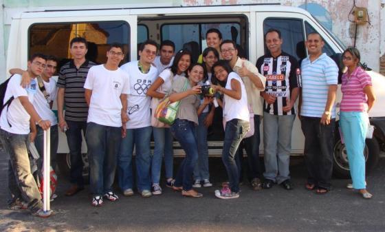 Comitiva OBR 2009