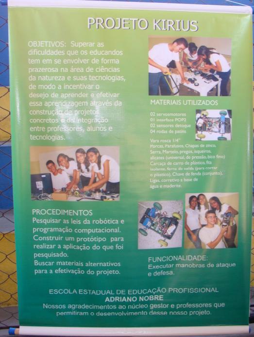 Banner Projeto Kirius